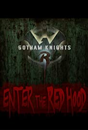 Gotham Knights: Enter the Red Hood Poster