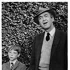 James Stewart and Bill Mumy in Dear Brigitte (1965)
