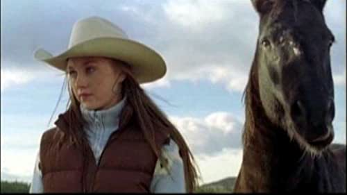 Trailer for this series about a girl and her horse