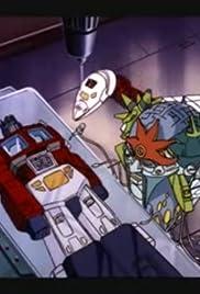 The Return of Optimus Prime: Part 1 Poster