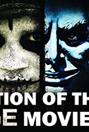 The Evolution of the Purge Movies Poster