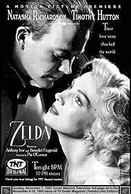 Timothy Hutton and Natasha Richardson in Zelda (1993)