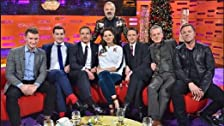 New Year's Eve Show: Michael Fassbender/Marion Cotillard/James McAvoy/Frank Skinner/Gary O'Donovan/Paul O'Donovan/Pete Tong with the Heritage Orchestra