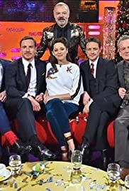 New Year's Eve Show: Michael Fassbender/Marion Cotillard/James McAvoy/Frank Skinner/Gary O'Donovan/Paul O'Donovan/Pete Tong with the Heritage Orchestra Poster