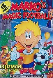 Marko's Magic Football Poster