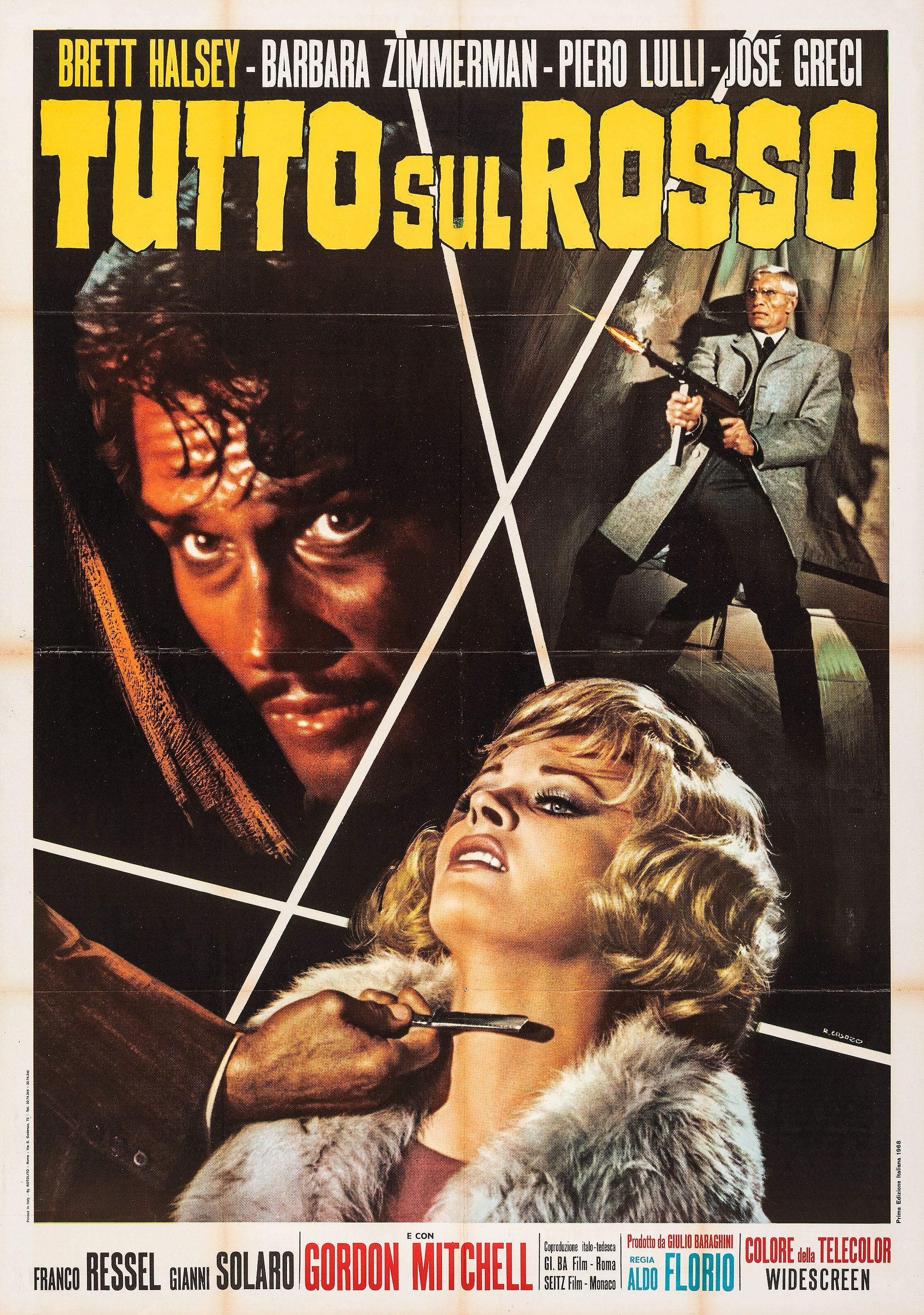 Tutto sul rosso (1968)