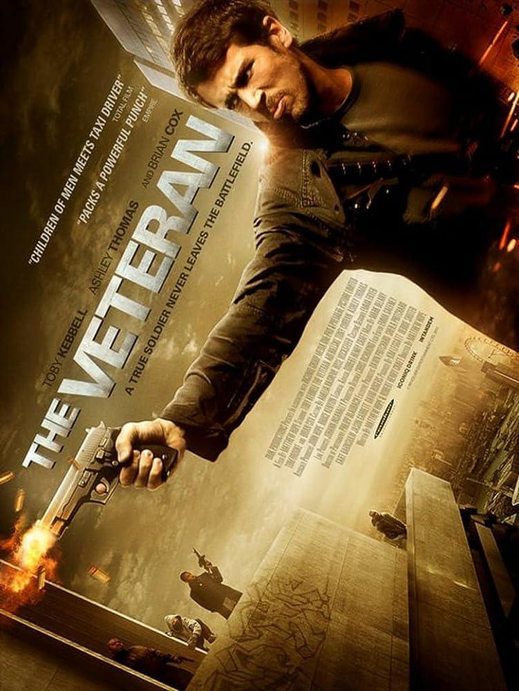 Poster film The Veteran.