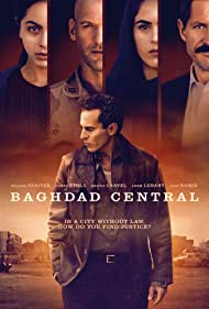 Waleed Zuaiter, Corey Stoll, Bertie Carvel, Leem Lubany, and July Namir in Baghdad Central (2020)