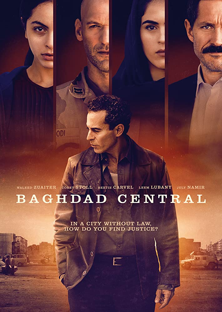 Baghdad Central 2020 S01 Hindi Complete Series 850MB HDRip 480p