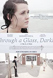 Through a Glass, Darkly Poster
