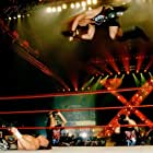 Eddie Guerrero and Rob Van Dam at an event for WWF Insurrextion (2002)