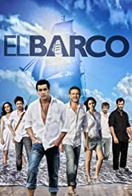 Juanjo Artero, Irene Montalà, Juan Pablo Shuk, Blanca Suárez, Ivan Massagué, Jan Cornet, and Mario Casas in El barco (2011)