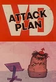 VD Attack Plan Poster