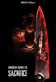 American Guinea Pig: Sacrifice Poster