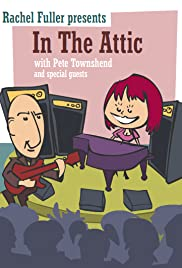 In the Attic with Pete Townshend & Friends Poster