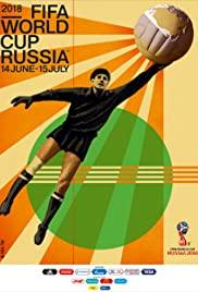 2018 FIFA World Cup Russia Poster