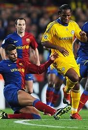 Semi-Final FC Barcelona vs Chelsea FC Poster