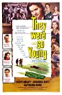 They Were So Young (1954) Poster