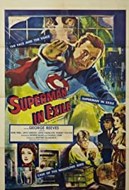 Superman in Exile Poster