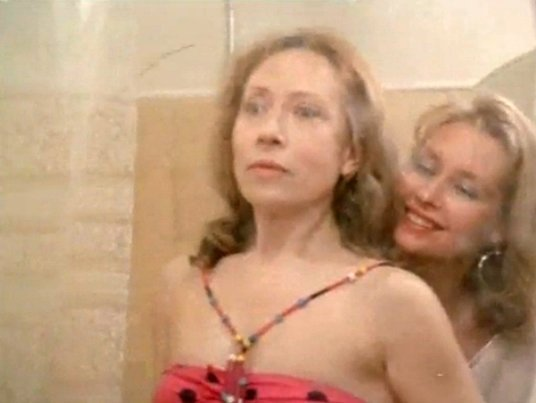 Inna Churikova and Svetlana Ryabova in Rebro Adama (1991)