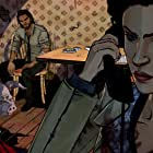Brian Sommer, Adam Harrington, and Erin Yvette in The Wolf Among Us (2013)