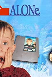 Home Alone Games Poster