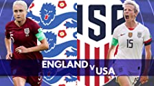 Inglaterra contra Estados Unidos