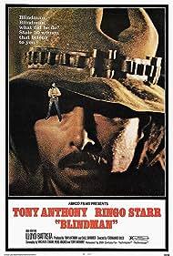 Tony Anthony and Ringo Starr in Blindman (1971)