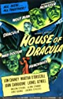 House of Dracula (1945) Poster