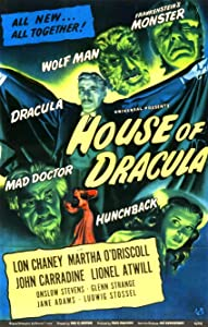 ipod mp4 downloads movies House of Dracula USA [1020p]