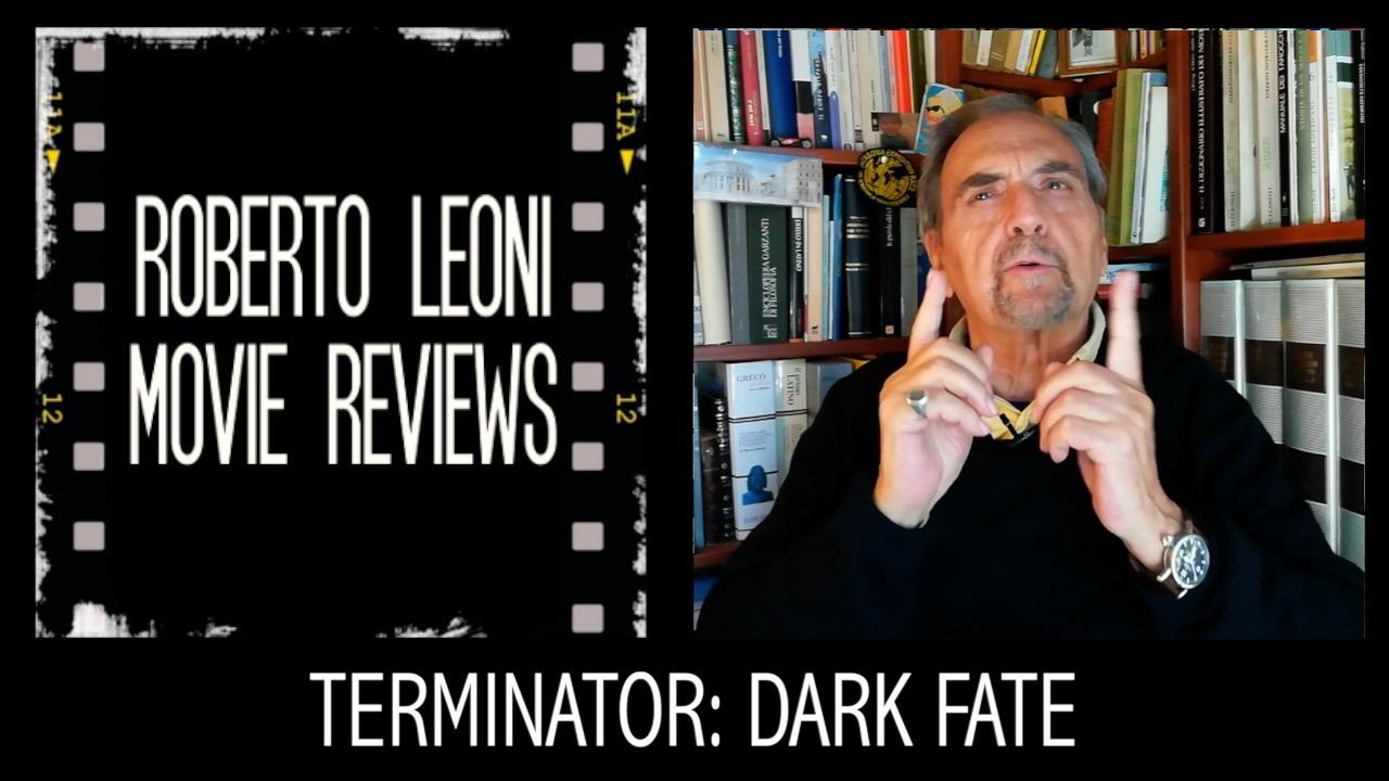 Roberto Leoni in Terminator: Dark Fate (2019)