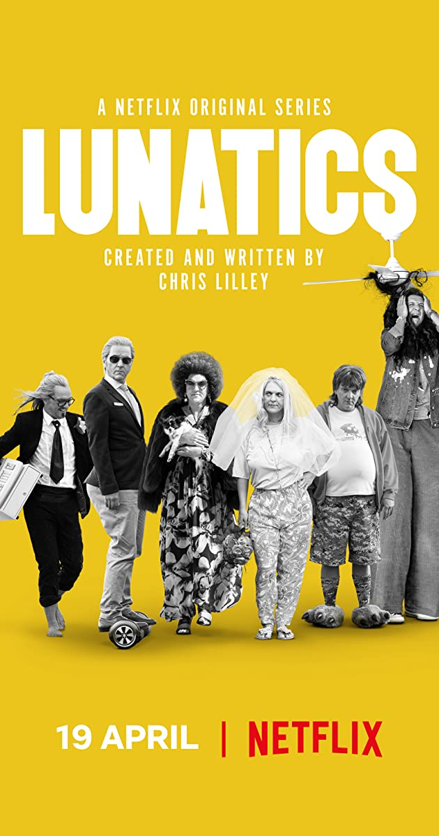 Download Lunatics or watch streaming online complete episodes of  Season 1 in HD 720p 1080p using torrent