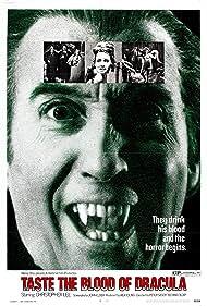 Christopher Lee in Taste the Blood of Dracula (1970)