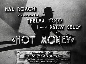 James W. Horne Hot Money Movie