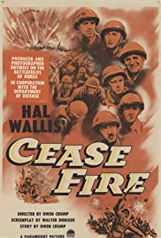 Cease Fire! (1953) 720p