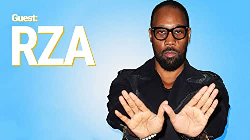 Wu-Tang Clan's RZA joins host Ian de Borja to discuss his upcoming feature 'Cut Throat City,' Darth Vader, and three movies that changed his life.