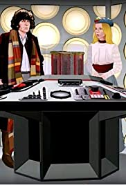 Doctor Who and the Shada Man Poster