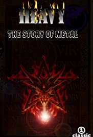 VH1's Heavy: The Story of Metal Poster