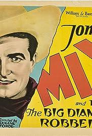 The Big Diamond Robbery Poster