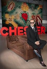 Viajando con Chester Poster