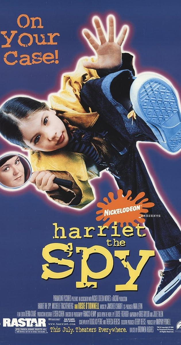 Subtitle of Harriet the Spy