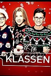 Klassens Perfekte Jul Poster