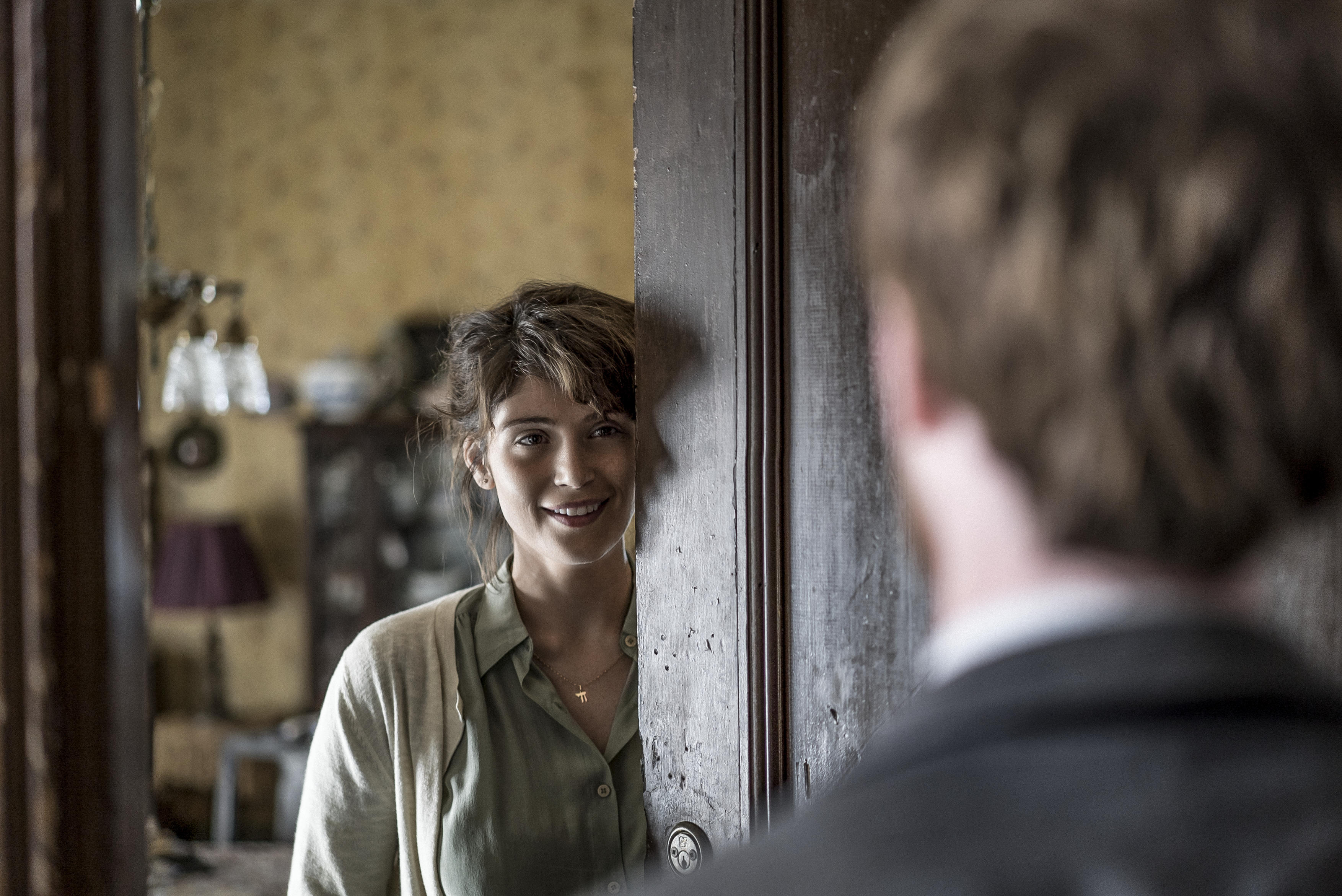 Gemma Arterton in The History of Love (2016)
