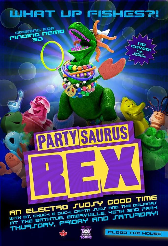派對恐龍劇照點擊放大