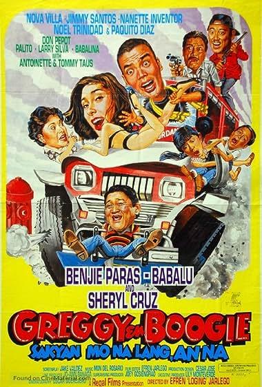 Watch Greggy En' Boogie: Sakyan Mo Na Lang, Anna (1994)