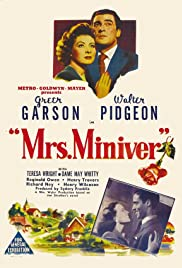 Mrs. Miniver (1942) Poster - Movie Forum, Cast, Reviews
