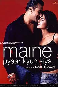 Salman Khan and Katrina Kaif in Maine Pyaar Kyun Kiya (2005)