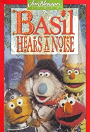 Basil Hears a Noise Poster