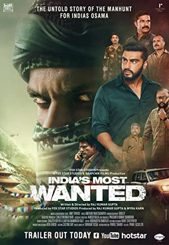 Indias Most Wanted