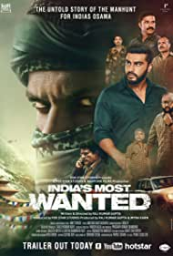 Rajesh Sharma, Gaurav Mishra, Devendra Mishra, Arjun Kapoor, Bajrangbali Singh, Prasanth, and Aasif Khan in India's Most Wanted (2019)